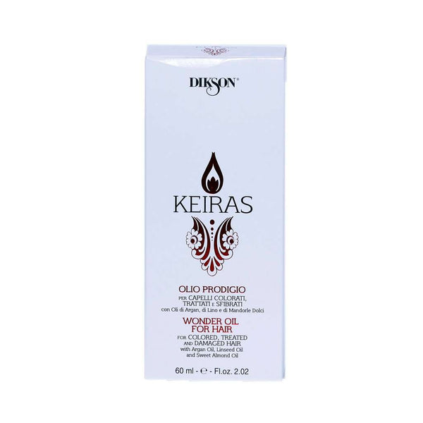 Dikson Hair Treatments Keiras Wonder Oil -Color Treated -60 Ml - LadiesInn.pk