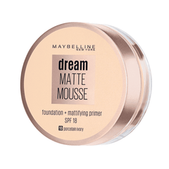 Mayblline Foundation Maybelline Dream Matte Mousse Foundation Spf18 - LadiesInn.pk