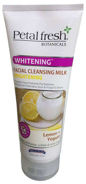 Petal Fresh Face Scrubs & Exfoliators Cleanser - Lemon & Yougurt -150Ml - LadiesInn.pk