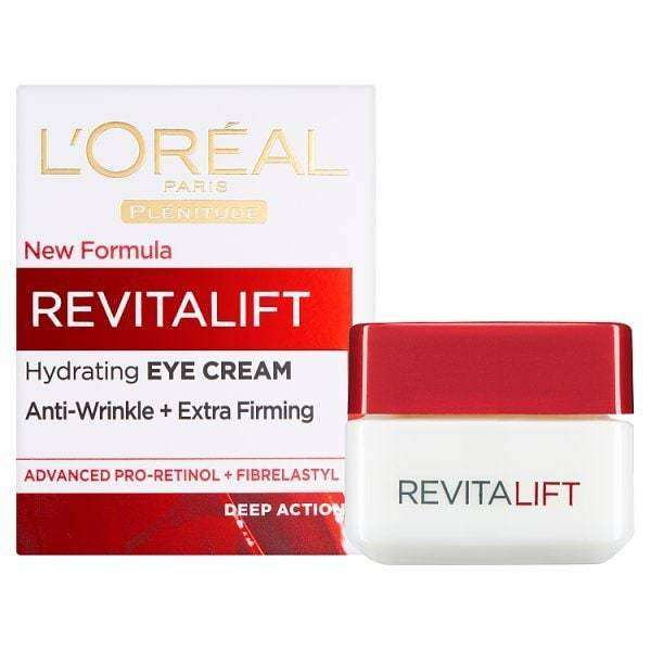L'Oreal Moisturizers and Cream Paris Revitalift Anti-Wrinkle Eye Cream - LadiesInn.pk
