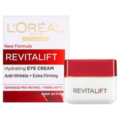 L'Oreal Eye Care Paris Revitalift Anti-Wrinkle Eye Cream - LadiesInn.pk