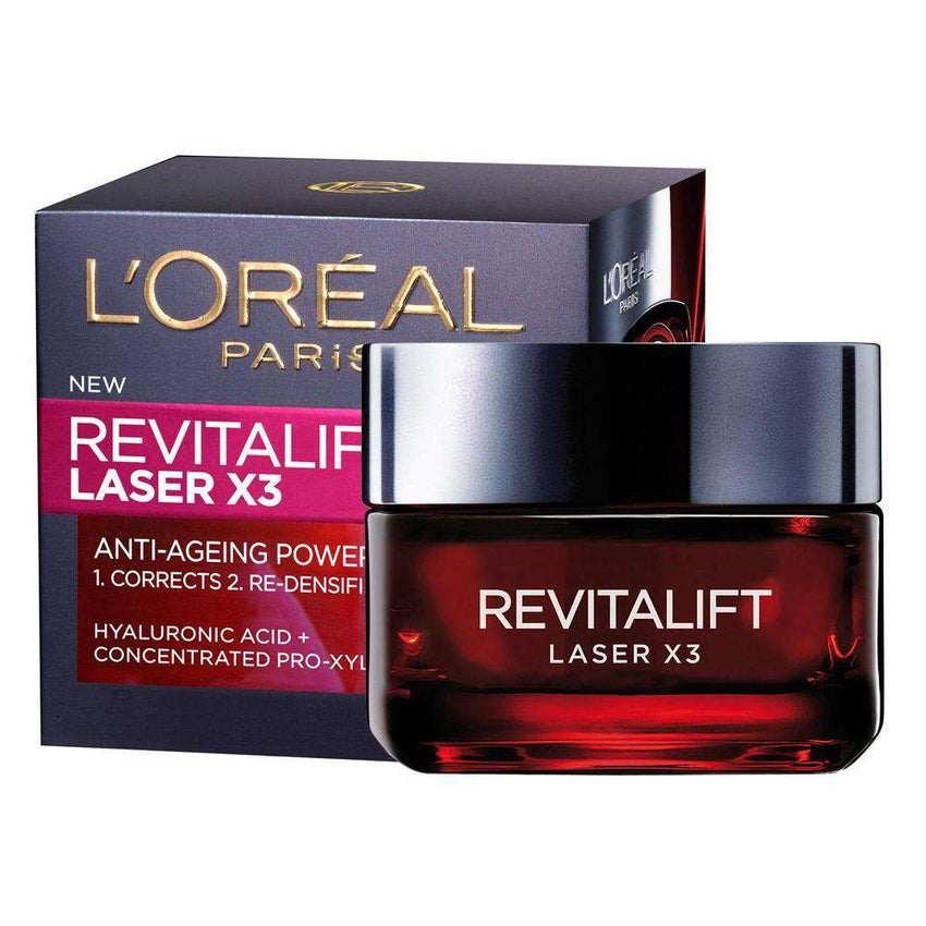 L'Oreal Face Mask & Packs Paris Revitalift Laser X3 - LadiesInn.pk