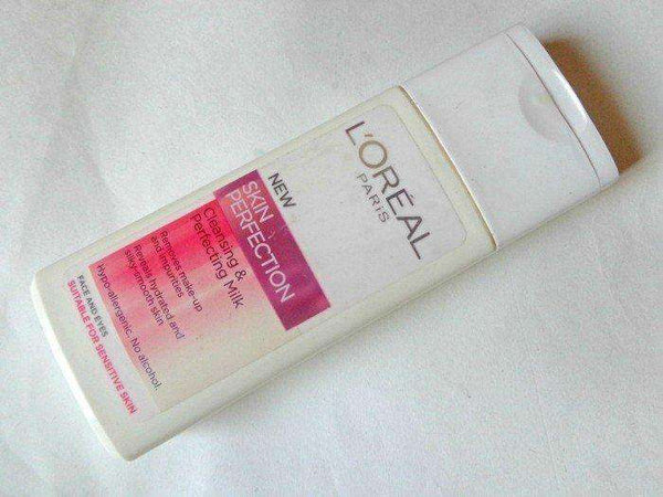 L'Oreal Facial Cleansers Paris Skin Perfection Cleansing And Perfecting Milk - LadiesInn.pk