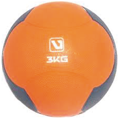 Liveup Rubber Medicine Ball