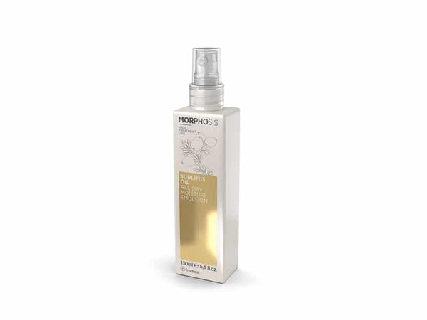 Framesi Shampoo Morph- Sublimis Oil All Day Moisture Emulsion 150 Ml - LadiesInn.pk