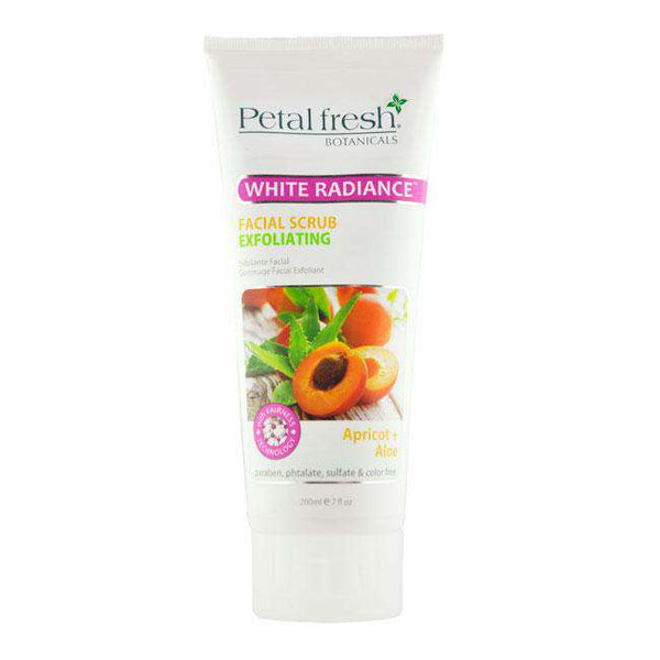 Petal Fresh Face Scrubs & Exfoliators Scrub - Appricot & Aloe -150Ml - LadiesInn.pk
