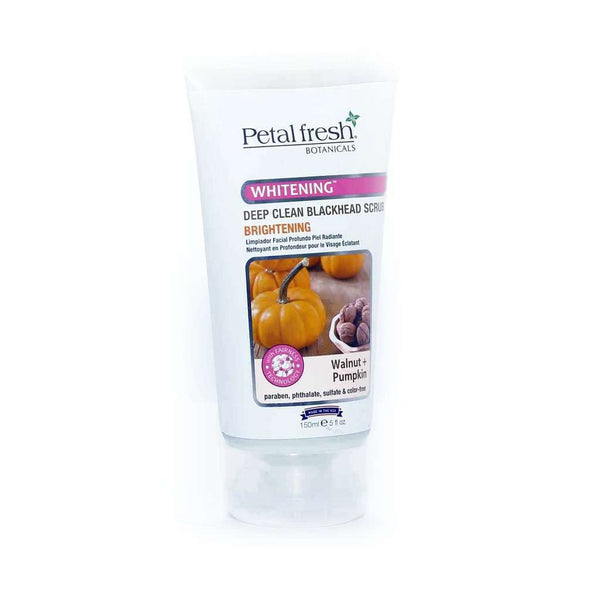 Petal Fresh Face Scrubs & Exfoliators Deep Clean Blackhead Scrub -150 Ml - LadiesInn.pk
