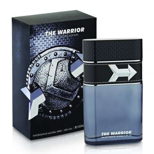 Armaf Body Spray and Perfume The Warrior 100 Ml - LadiesInn.pk