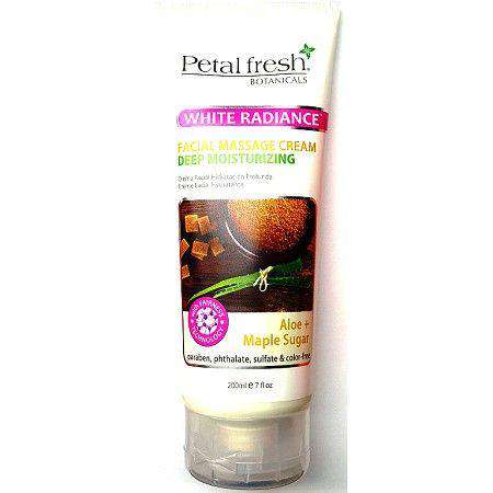 Petal Fresh Face Scrubs & Exfoliators Massage Creame - Aloe & Maple Sugar-150Ml - LadiesInn.pk