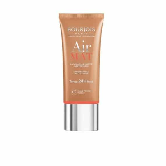 Bourjois Air Mat 24H Foundation -Hale Fonce - LadiesInn.pk
