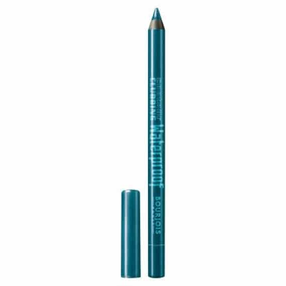 Bourjois Contour Clubbing Waterproof Pencil - T46 Bleu Neon - LadiesInn.pk