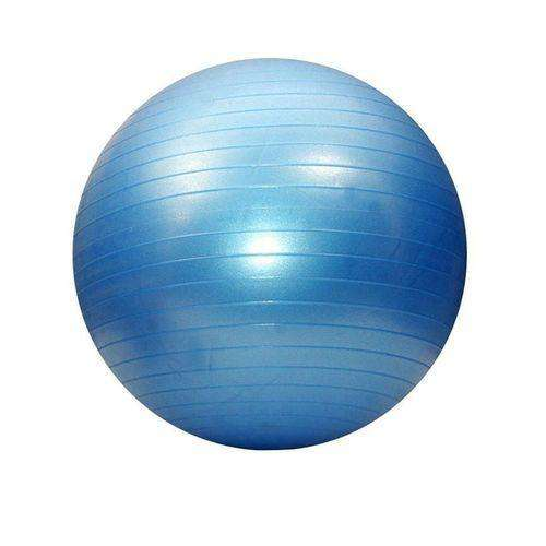 Anti Burst Imported Gym Ball With Pump - LadiesInn.pk