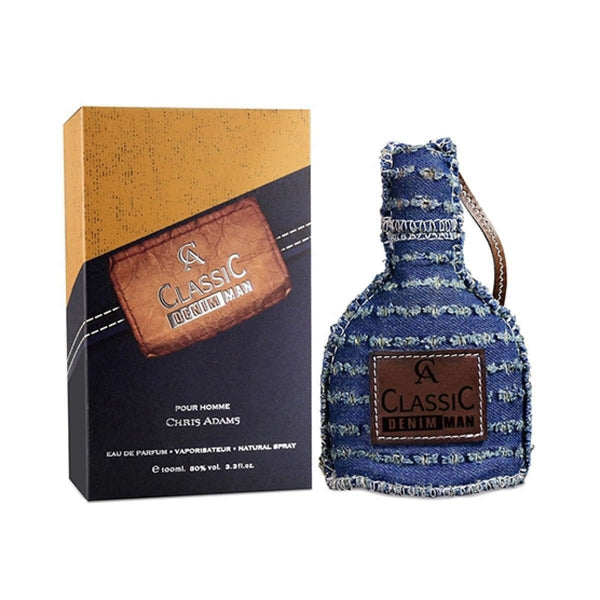 C/Adams Body Spray and Perfume Classic Denim 100Ml - LadiesInn.pk