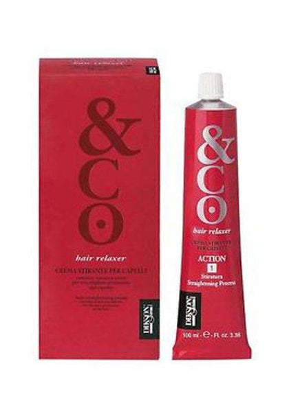Dikson Hair Treatments & C O Relaxer -Hair Straighteing Cream 200 Ml - LadiesInn.pk