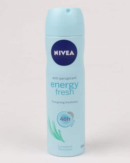 Nivea Anti-Perspirant Energy Fresh 150ml - LadiesInn.pk
