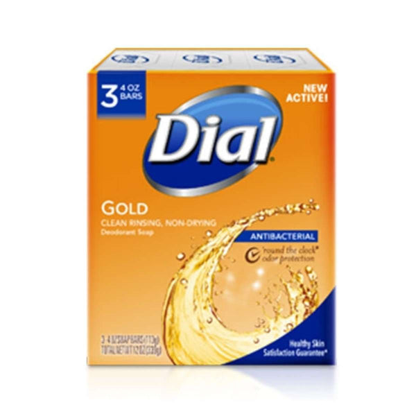 Dial Body Soaps & Shower Gels Gold - LadiesInn.pk