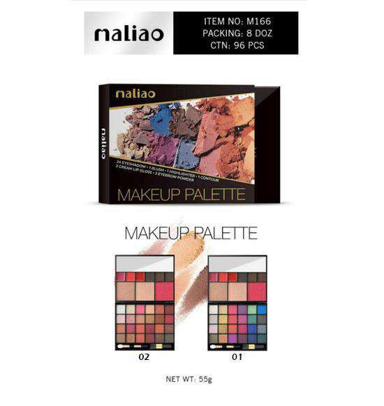 Maliao make up Palette-55g - LadiesInn.pk