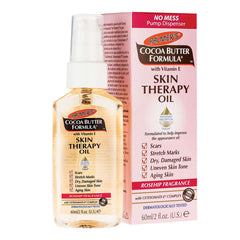 Palmers Moisturizers and Cream Skin Therapy Oil -Rosehip Frag-60Ml - LadiesInn.pk