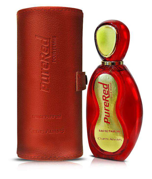 C/Adams Body Spray and Perfume Pure Red 100Ml - LadiesInn.pk