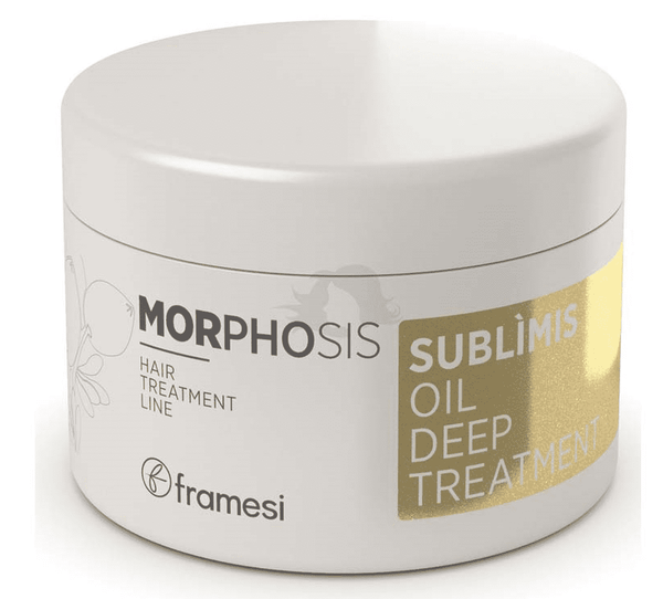Framesi Hair Conditioner Morph-Sublims Oil Deep Treatment 200 Ml - LadiesInn.pk