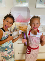easy cake kits perth, home delivery, kids baking, kids crafts, fun kids activity