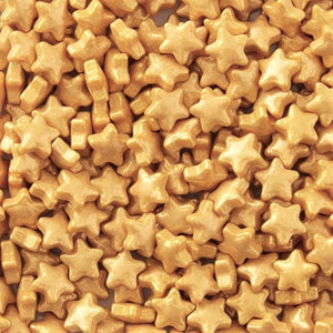 Gold Star Sprinkles, easy cake kits perth