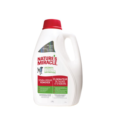 Nature's Miracle Stain & Odour Remover - 3.78 L