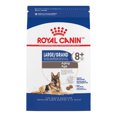 Royal Canin - Large Aging 8+ 30 lbs