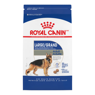 Royal Canin Large Breed 35 lbs