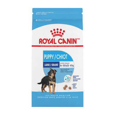 Royal Canin Large Breed Puppy 35 lbs