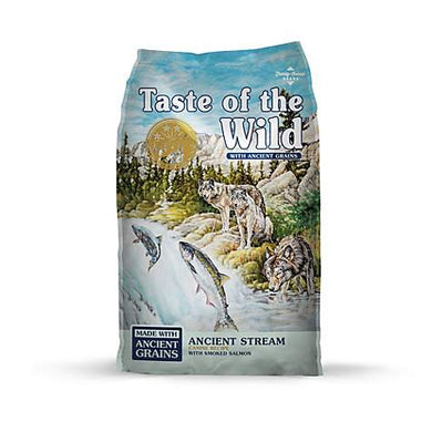 Taste of the Wild - Ancient Stream 28 lbs