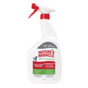 Nature's Miracle Stain & Odour Remover - 32oz Spray
