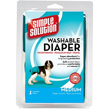 Simple Solution Washable Diapers  - Medium
