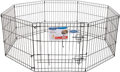Exercise Pen with Door - 30