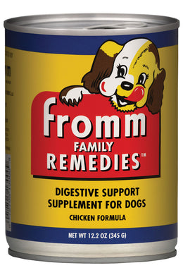 Fromm Remedies Digestive Support Chicken 12.2 oz Can