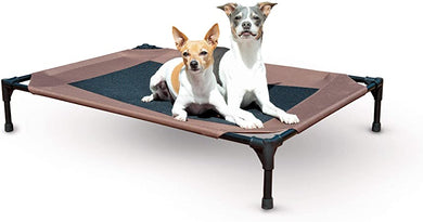 K & H Pet Cot - Medium - Chocolate