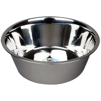 2 Quart Stainless Steel Dish