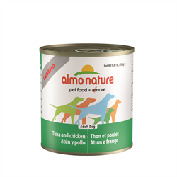 Almo Nature HQS Legend Tuna and Chicken - 280g - 12 cans - Special Order