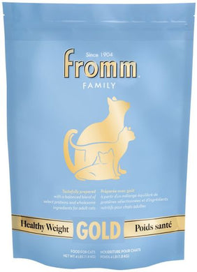 Fromm Cat Gold Healthy Weight