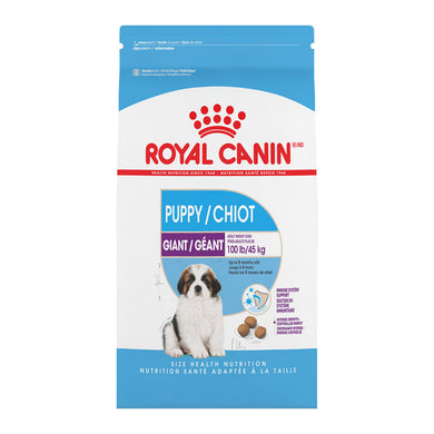 Royal Canin Giant Breed Puppy 30 lbs