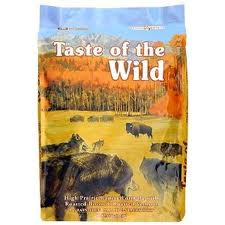 Taste of the Wild - High Prairie ADULT with Roasted Bison & Venison
