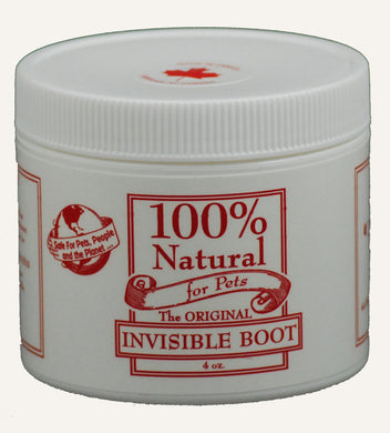 Invisible Boot  Jar