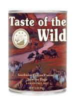 "Taste of the Wild - Southwest Canyon - ""Boar"" Cans"