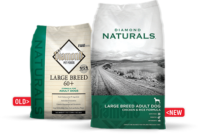 Diamond Naturals Large Breed Chick/Rice
