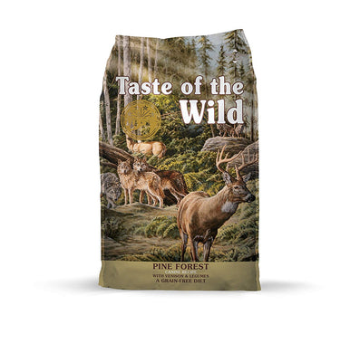 Taste of the Wild - Pine Forest ADULT  with Venison & Legumes