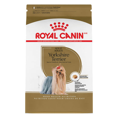 Royal Canin Yorkshire Terrier Adult 10 lbs