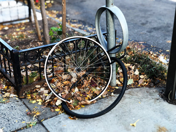 Tips for preventing bicycle theft