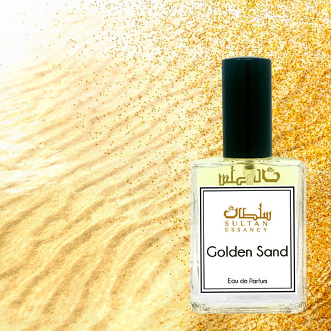 Perfume Golden Sand By Sultan Essancy