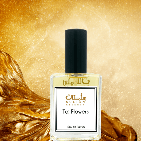 Sultan Essancy Taj Flowers Perfume For Women - Plenty Perfumes