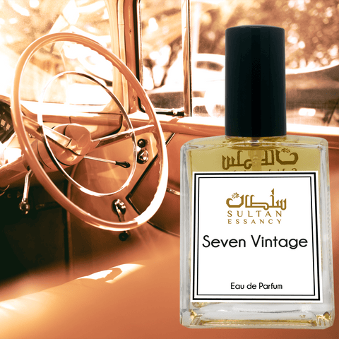 Sultan Essancy Seven Vintage Perfume For Men - Plenty Perfumes
